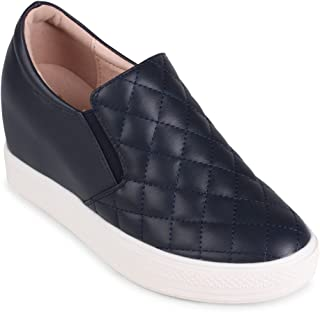 brioches wedge sneaker