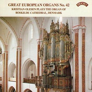 Great European Organs No.42: Roskilde Cathedral, Denmark