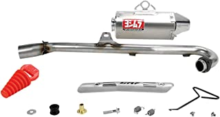 Trs Header/Canister/End Cap Exhaust System Ss-Al-Al