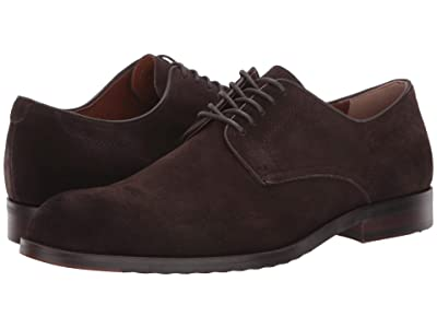 Steve Madden Briton Oxford (Brown Suede) Men