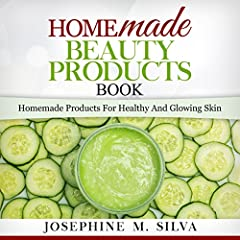 Homemade Beauty Products Book