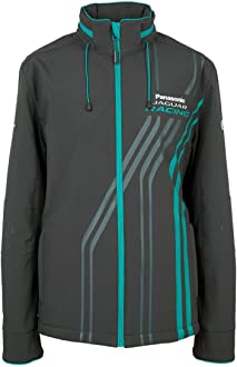 Jaguar Official Merchandise Racing Mens Softshell Jacket