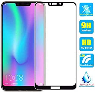 Aminery Tempered Glass Screen Protector for Honor 8C, 9D Glass Protective Film(2Pack) (5.2'', Honor 8C)