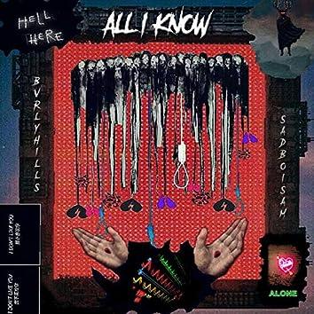 All I Know (feat. Sadboisam)