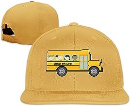 Jupsero Autobus Vintage Snapback Cap met platte rand, verstelbaar, hiphop
