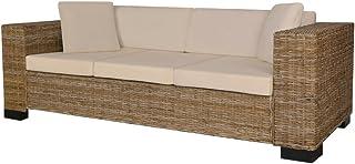 Suchergebnis auf Amazon.de für: rattan couch wohnzimmer