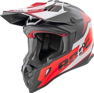 <h2>Rocc 751 Motocross Helm Schwarz/Rot S 55/56</h2>