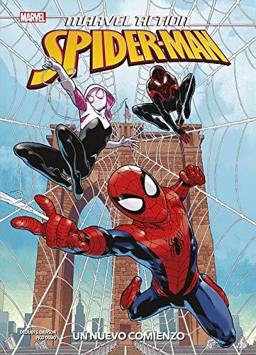 Spiderman 1. Un nuevo com