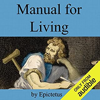 Manual for Living audiobook cover art