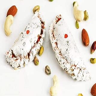 Ghasitaram Gifts Indian Sweets (Mumbai), Holi Sweets, Authentic Indian, Kaju Gujiya 200 Grams