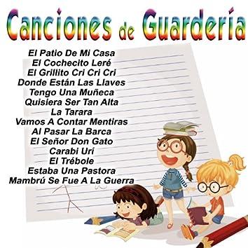 Canciones de Guarderia