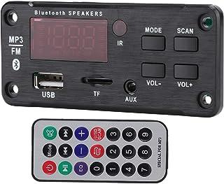 Eulbevoli Carte de décodage, Module Audio Pratique à Utiliser Portable à Quatre Boutons Facile à Installer pour l'audio