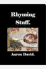Rhyming Stuff Kindle Edition