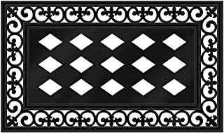 Evergreen Flag Chic Black Gorgeous Fleur Scroll Sassafras Switch Mat Surround Base Tray - 30