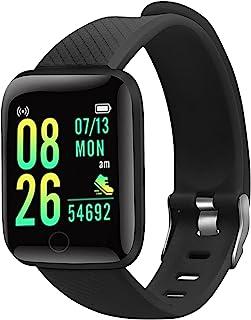 Smart Watch Men Women 2020 Smart Watch Android Sport Smart Watch Kids Watch Smart Watches Watch Fitness Watch (black)