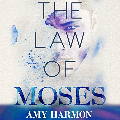 The Law of Moses audiobook cover art