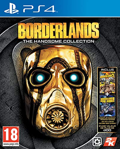 Borderlands: The Handsome Collection [Importación Francesa]