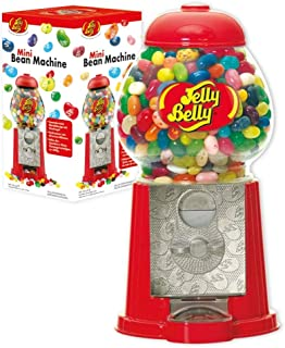 Jelly Belly Mini Bean Machine Jelly Bean Dispenser, Includes 3.25-oz of Jelly Belly Jelly Beans