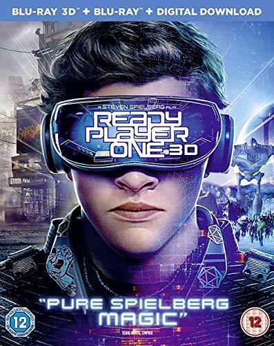 Blu-ray2 - Ready Player One (2 BLU-RAY)