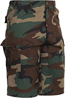 Rothco Longer Style BDU Short - Woodland
