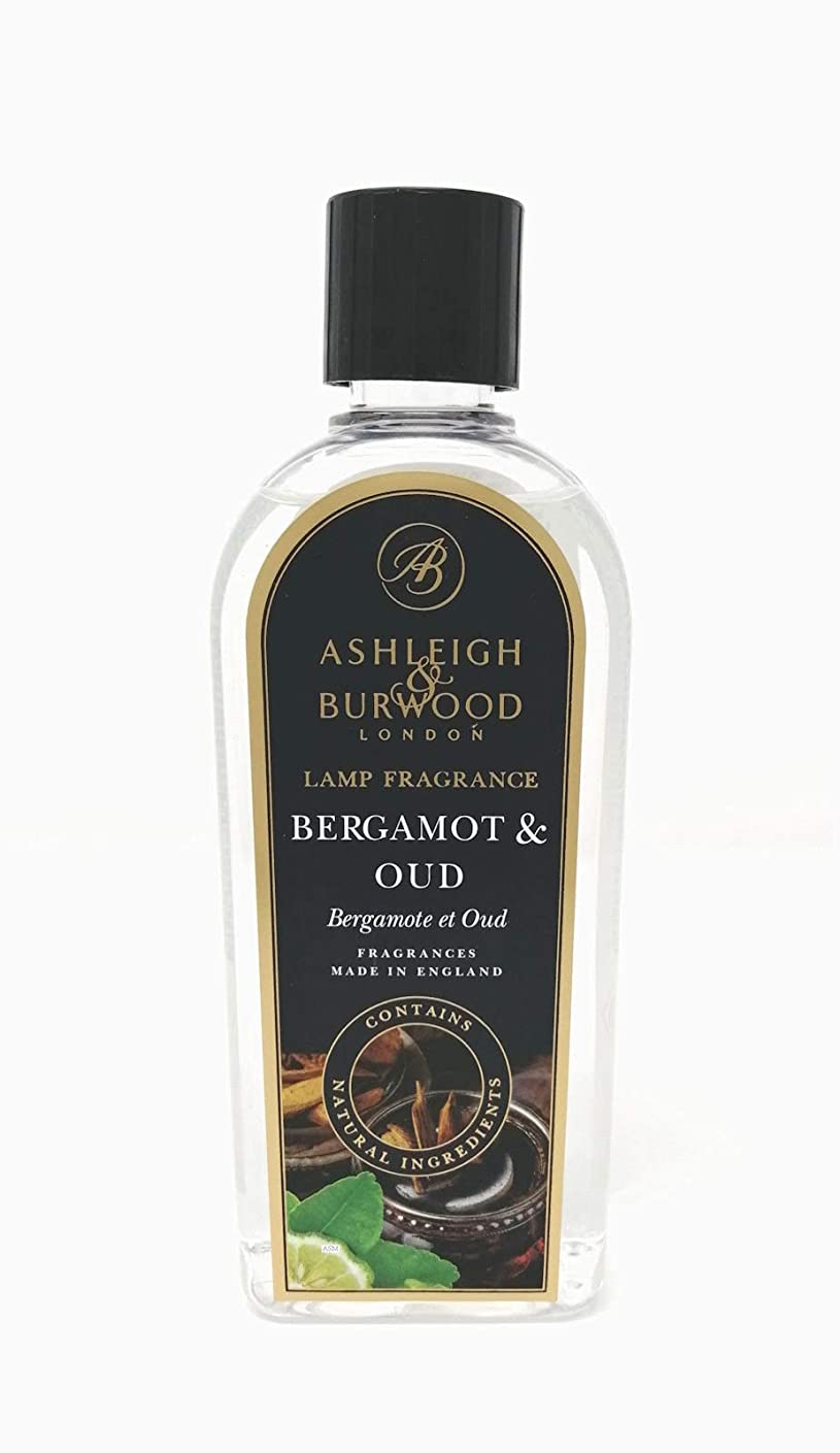 荷物無線実質的Ashleigh&Burwood ランプフレグランス ベルガモット&ウード Lamp Fragrances Bergamot&Oud アシュレイ&バーウッド