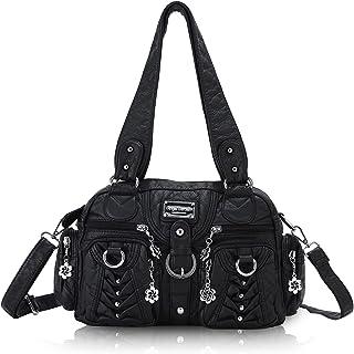Angel Barcelo Damenmode Handtaschen, Geldbörse, Umhängetaschen, Einkaufstaschen Damen, Mädchen Designer Umhängetaschen Sch...