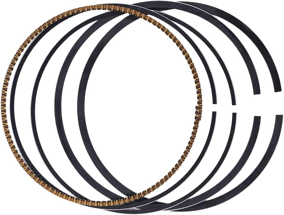 Engine Piston Rings Set for Suzuki GN250 1985-2001 Suzuki DR250 1982-1986 GZ250 Marauder 1999-2011 TU250 1997-2001 Road Passion Oversize +75 72.75mm;1 Set