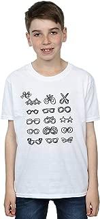 Elton John Boys Glasses Collection T-Shirt