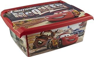 Keeeper Deco-Box-Cars-Cherry Red, 39 x 29 x 14 cm, K2730-18, Piece of 1