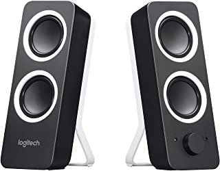 Logitech® Z200 Stereo Speakers - Zwart