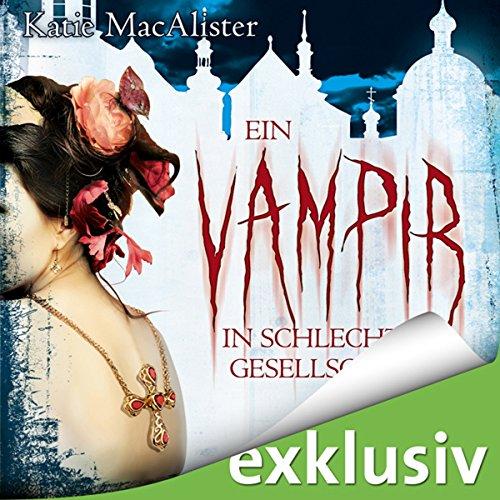 Ein Vampir in schlechter Gesellschaft Titelbild