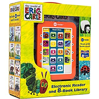 World of Eric Carle Me Reader Electronic Reader and 8-Book Library - PI Kids