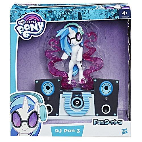 Hasbro My Little Pony C0328ES0 - Guardians of Harmony DJ PON3, Spielset