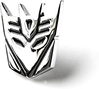 Quality Handcrafts Guaranteed Transformer Lapel Pin