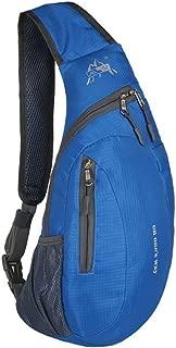 DooGu Sling Backpack Water Proof Backpacks Sling Shoulder Chest Pack Crossbody Bag for Women Men Girls Boys Travel Daypack