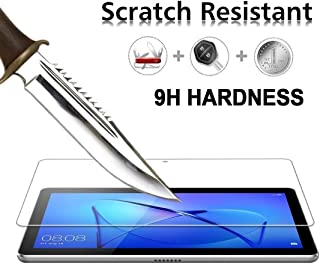 Packard Bell 10.1 Tablet Screen Protector, Tempered Glass [ Scratch-Resistant ] [ Touch Sensitive ] [ Easy Install ] 9H Hardness HD Clear Screen Protector for Packard Bell 10.1
