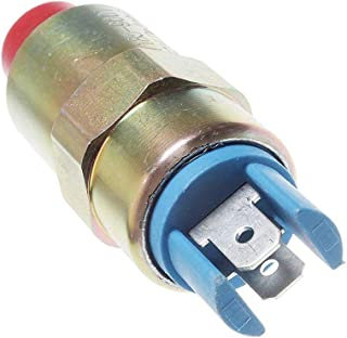 12V Solenoid 26420472 28730179 for Perkins Engine 1004-4 1006-6 135Ti 1004G 3.1524 903-27 4.41