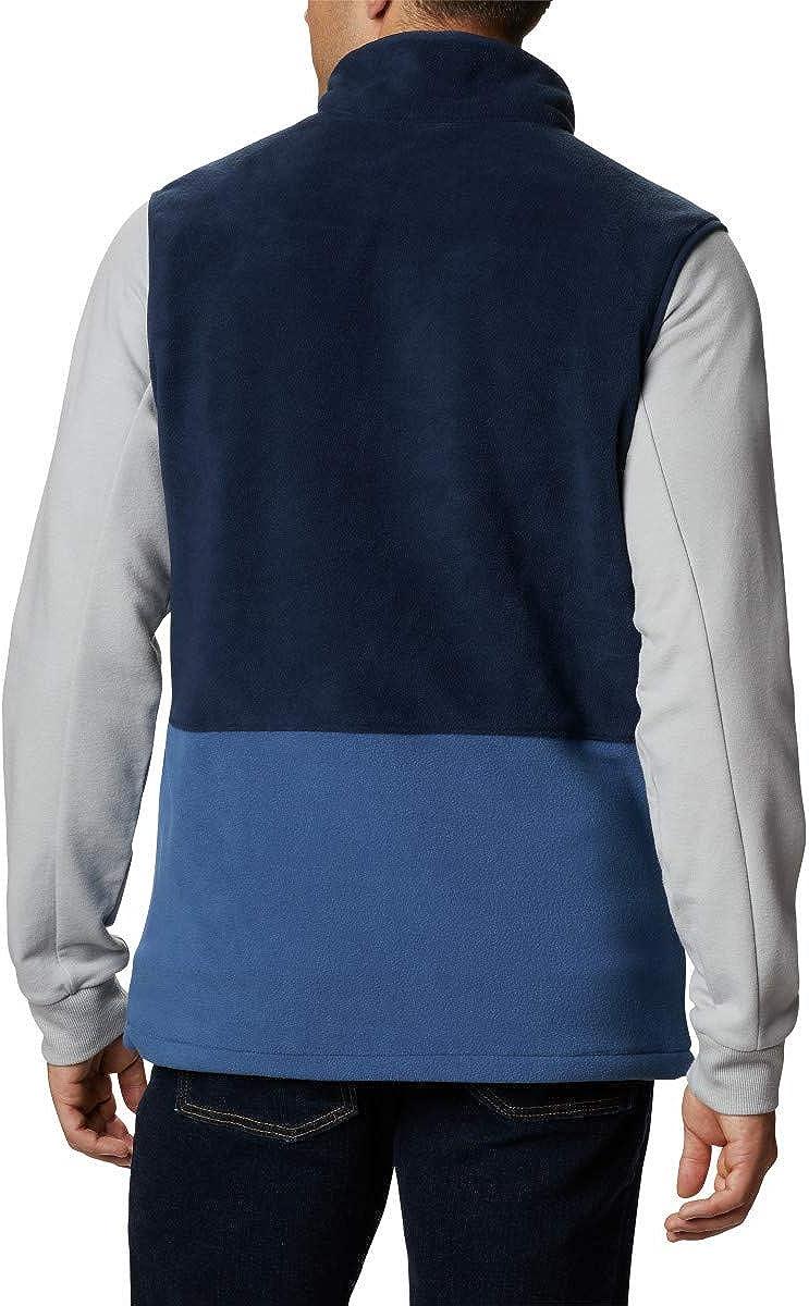 Columbia Men's Basin Trail Fleece Vest: Clothing