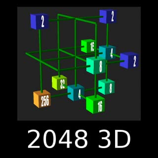 2048 3d game
