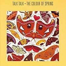 talk talk the colour of spring vinyl