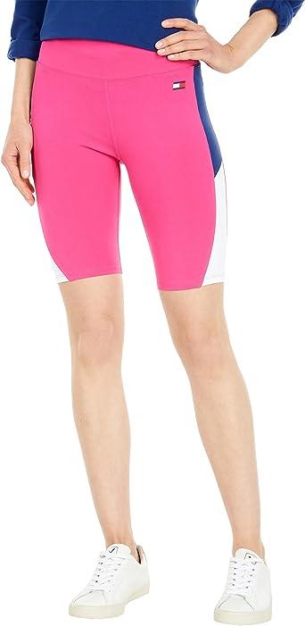 Tommy Hilfiger Women's High Rise Bike Short