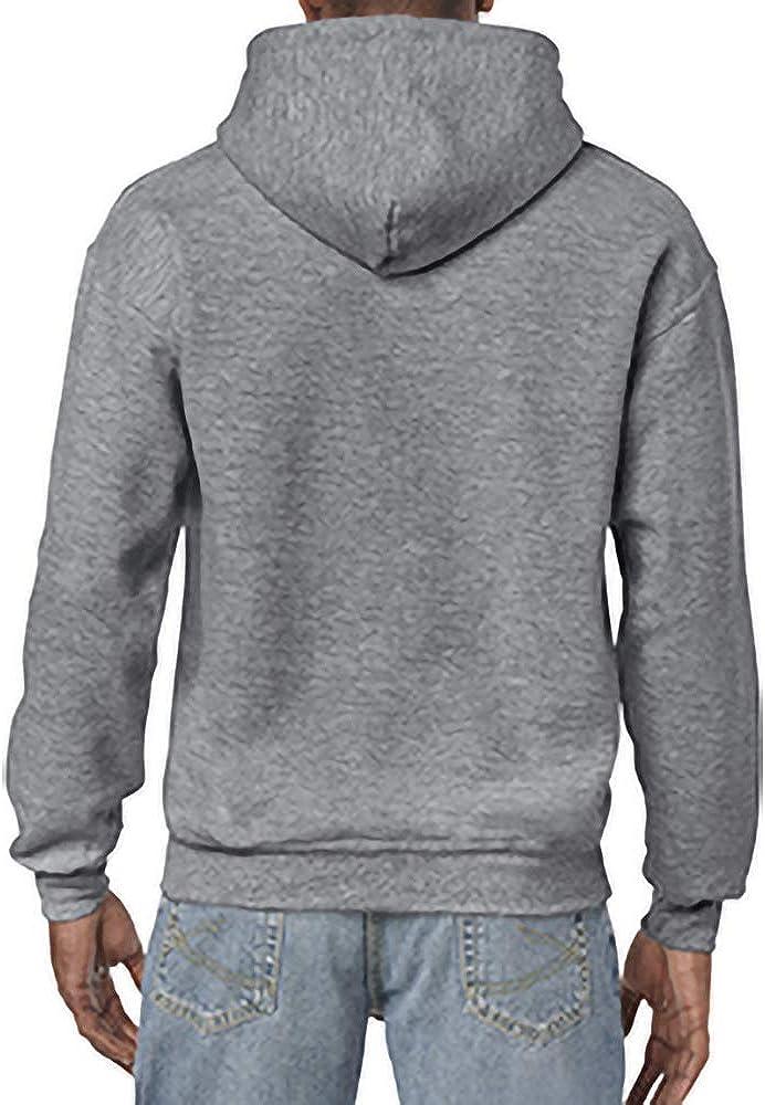 Gildan Heavy Blend Adult Unisex Hooded Sweatshirt/Hoodie
