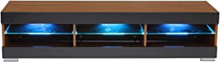 Living Room Furniture TV Cabinet Universal LED Luminous TV Cabinet Bedroom Floor TV Cabinet Novel Fashion TV Cabinet Annac...