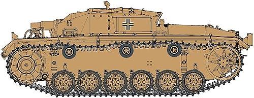 Envío 100% gratuito Dragon 6905 Stug III Ausf D with Tropical Tropical Tropical Air Filter 1 35 Military Model Kit  oferta especial
