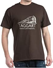 CafePress Taggart Transcontinental Cotton T-Shirt
