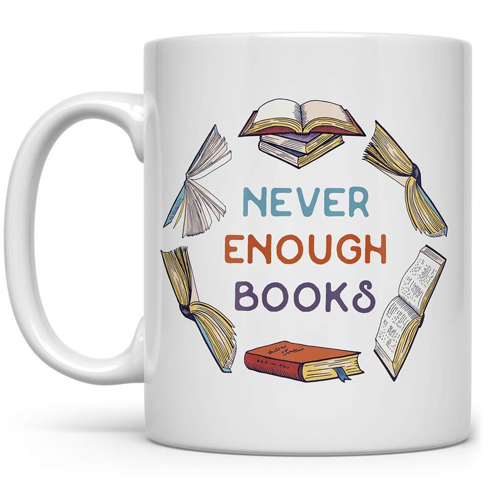 Book Lover Coffee Mug Librarian Reading Luxury Bibliophile 40% OFF Cheap Sale Literature