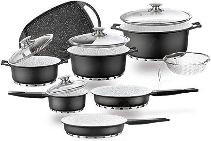 Amazon.es: ollas de titanio: Hogar y cocina
