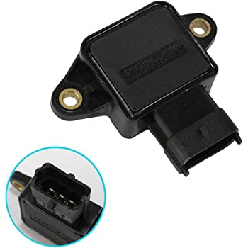 TPS4120 19236545,5S5186 GoSens Throttle Position Sensor for Hyundai SANTA FE//SONATA//TIBURON//TUCSON Kia OPTIMA//SPORTAGE 1999-2007 Replacement OE#3517037100
