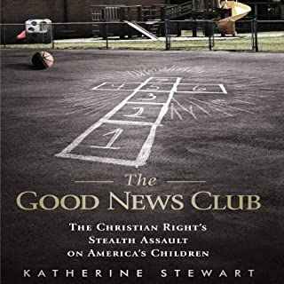 The Good News Club audiobook cover art