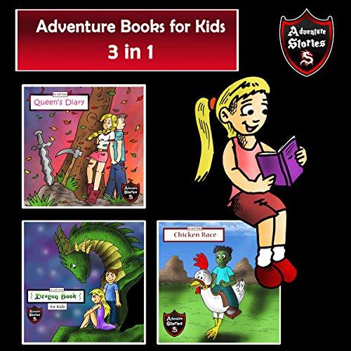 Adventure Books for Kids: Great Short Stories Kids cover art
